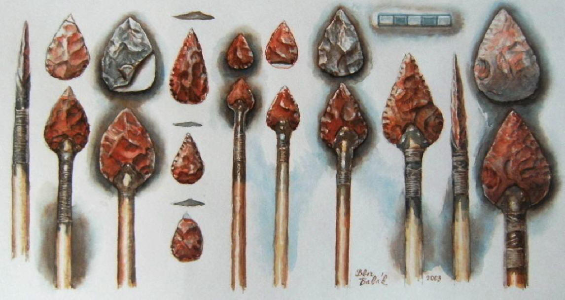paleolithic period tools